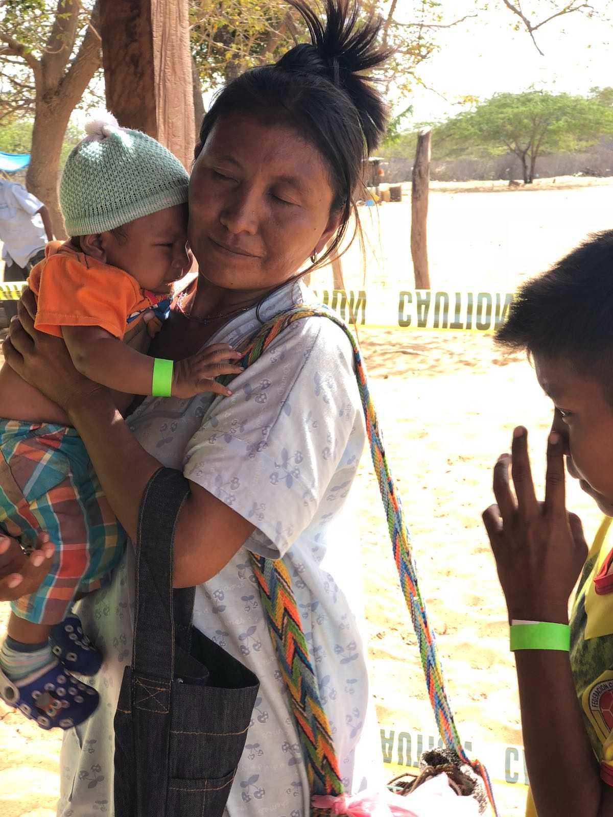 2018 Colombia Wayuu Fam1