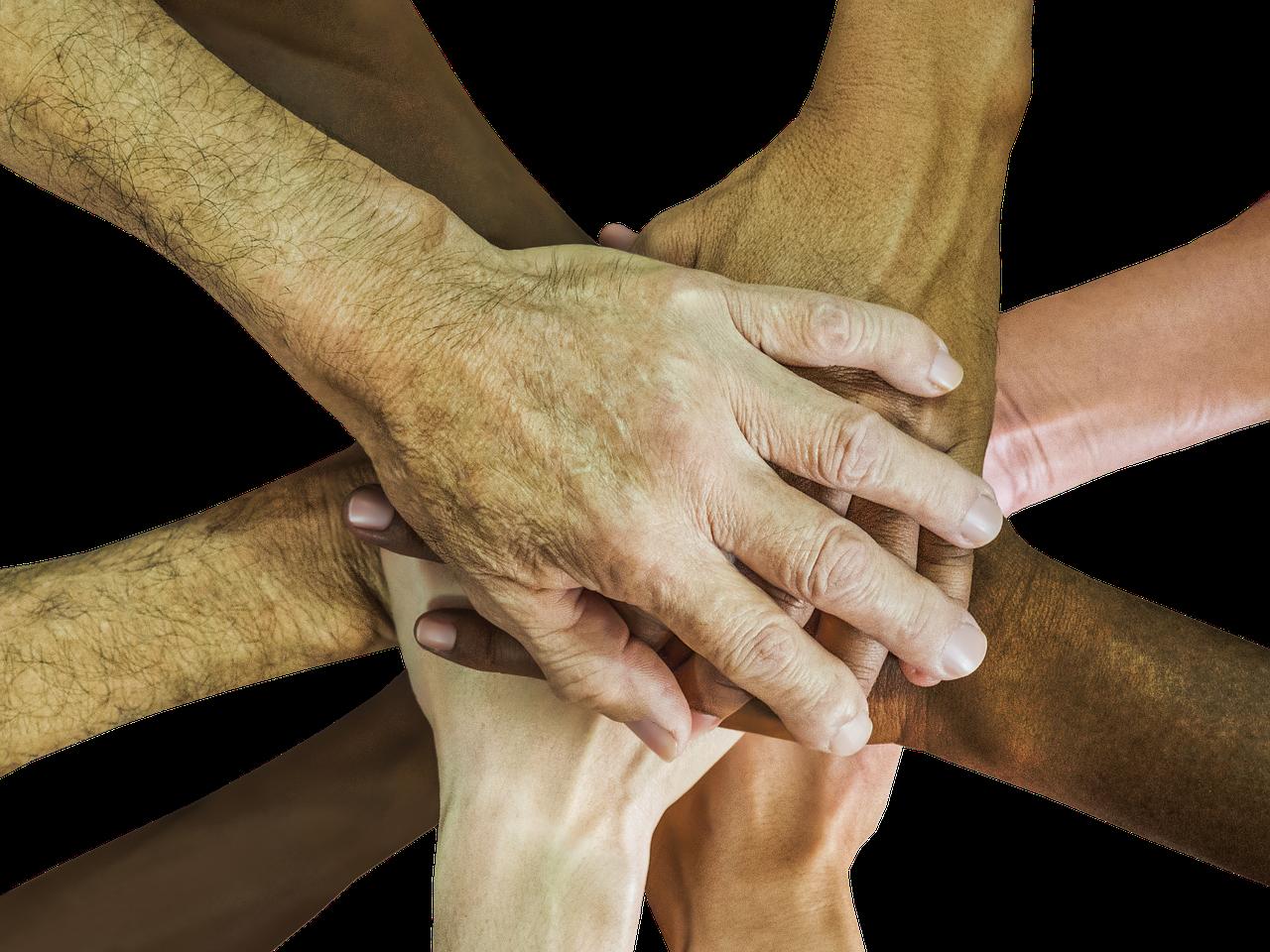 hands, teamwork, team-spirit